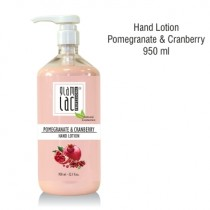 Hand Lotion Pomegranate & Cranberry 950 ml