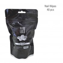 GlamLac nail wipes 40 pcs