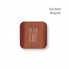 Foil Burgundi 30 cm