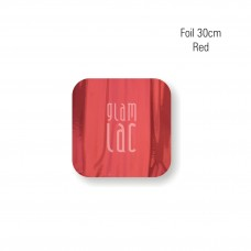 Foil Red 30 cm