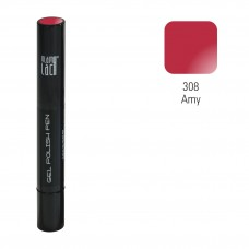 #308 Amy One Step Gel  Pen 4 ml