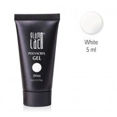 Polyacryl Gel White 5 ml