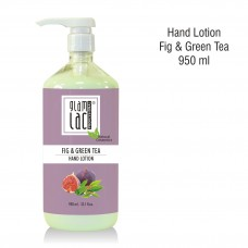 Hand Lotion Fig & Green Tea 950 ml